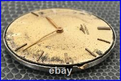 Longines 19.4 Doesn'T Works For Parts Hand Manual 31,5 MM Vintage Watch