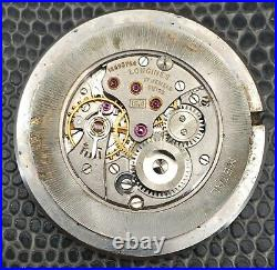 Longines 19.4 No Funziona For Parts Hand Manuale 31,5 MM Vintage Watch Orologio