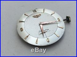 Longines 30L movement complete with dial, hands, crown and plexy crystal