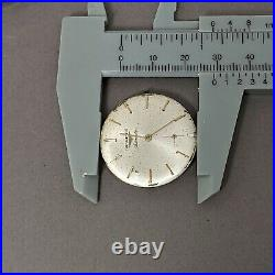 Longines 350 automatic watch Movement Dial Hands parts, 17 Jewel Swiss