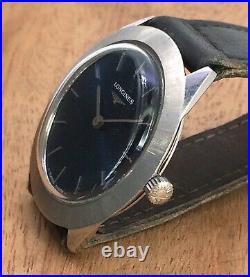 Longines 847.4 NO Funciona For Parts Hand Manual 34 mm Vintage Watch Reloj