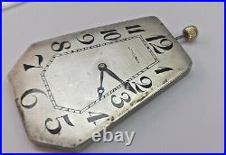 Longines Cal. 11.87M Mvto+Dial+Hand+Glass For Parts Running Condition