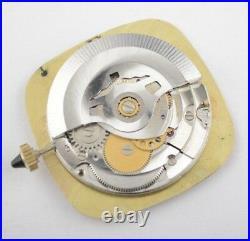 Longines L633.1 Automatic Watch Movement, Dial, Hands & Crown Parts & Repair