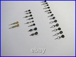 Lot of Vintage Wrist / Pocket Watch Hands Watchmaker Repair Parts