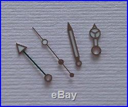 Mint Set Of Authentic Luminova Rolex Gmt Master II Hands 116710 116713 Green 24