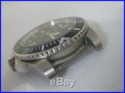 MIYOTA 8215 AUTOMATIC, Military CERAMIC BEZEL Submariner case Dial Hands 316L