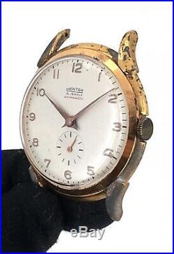 Mentor Cal. EB1197 NO Funciona For Parts Balance OK Hand Manual 37,7mm watch