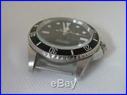 Military Vintage Submariner case Dial, Hands 316L 5513, DG2813, hands & dial