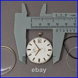 Movado Factories automatic watch Movement Dial Hands parts, 2824 17 Jewel Swiss
