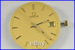 Movement dial hands omega 1530 working conditions