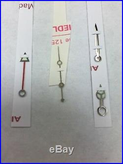 NEW Genuine Rolex Complete Set of 4 Hands 16750 GMT Master, 16710 GMT Master II