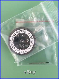 NEW Seiko NH35A Automatic Watch Movement & Stem -Hacking & Hand Winding