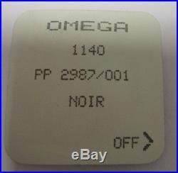 NOS Omega Speedmaster Reduced Dial and Hands, Esfera