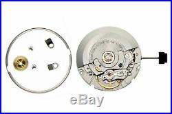 New Eta 2824-2 Genuine Watch Movement Auto Date 3 Date Hand Nickel Swiss Made