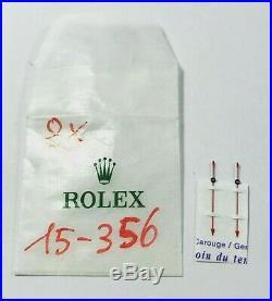 New Rolex Daytona 116509, 116519 red chronograph seconds hand part