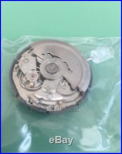 New Seiko Hattori NH36 Automatic Watch Movement & Stem Hacking & Hand Winding