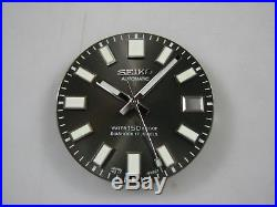 New replacement Dial and Hands 62Mas Style For Seiko 7s26-0050 / 0040 Modified J