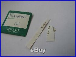 Nos Genuine Rolex Vintage Tritium Hands Submariner 16800 16610 Cream Color Lume
