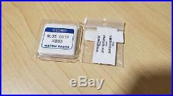 OEM Seiko Marine Master 300 MM300 Dial 8L35-00K0 Black SBDX017 + Hands Handset