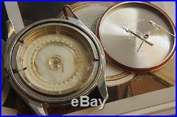 OMEGA 196 0190 Seamaster quartz case dial hands for cal. 1342