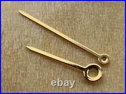 OMEGA Cal. 1330 Hands Set Lancette Vintage Watch Parts Watch NOS Aguias New