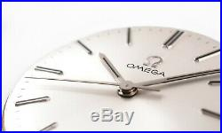 OMEGA Watch Case with Dial, Hands and Box for Calibre 600 / 601 Ref. 131.018 NOS