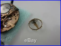 OMEGA cal. 284 movement+dial+hands for parts