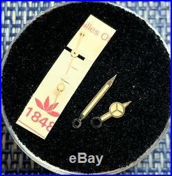 ORIGINAL ROLEX SUBMARINER 16800,14060 TRITIUM HANDS, Light Cream Color SET NEW