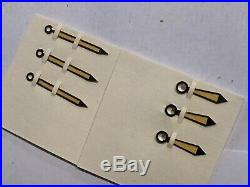 Omega 53 military Hand set Hour & Minute New RAF new old stock