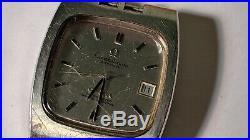 Omega Constellation 1001 movement, dial, case, hands, original vintage. For part