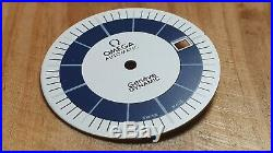 Omega Dynamic watch kit swiss made NOS case dial hand set unused