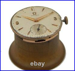 Omega Hand Winding Dial & Movement & Hands Cal. 265 Only For Parts Use