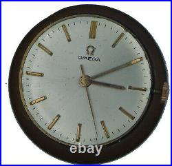 Omega Hand Winding Dial & Movement & Hands Cal. 286 Only For Parts Use. Working