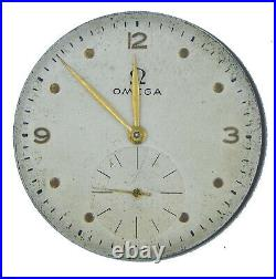 Omega Mint Dial & Hands & Movement Cal. 265 Only For Parts Use. From 1946 Run