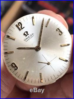 Omega Original Century dial mm 30,5 for 30t2,265,266,267,268,269 With Hands Set