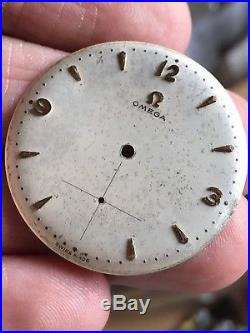 Omega Original dial mm 33,5 for Caliber 30t2,30t2pc, 265,266,267 With Hands Set