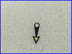 Omega Railmaster Rail Master 2914 135004 Broad Arrow Watch Hands Cal 285 Parts