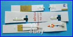Omega Seamaster BIG BLUE 120m CHRONOGRAPH Complete Hand SET 176.004 176.0004