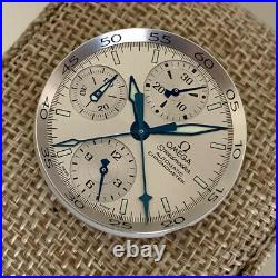 Omega Speedmaster Automatic Chronometer Chronograph Dial Hands NOS Parts Repair