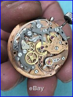 Omega Speedmaster Mark II Complete Working Movement/ Dial/hands Parts