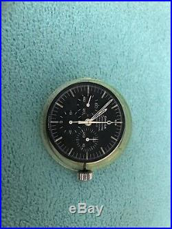 Omega Speedmaster Mark II Complete Working Movement/ Dial/hands Parts