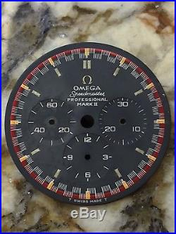 Omega Speedmaster Mark II Vintage Exotic Racing Dial And Hands For Parts