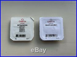 Omega Speedmaster Mitsukoshi Dial and Hands set Genuine Omega Parts