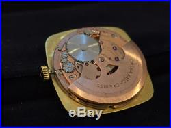 Omega cal 712 watch movement Constellation dial and hands, crown parts SWISS