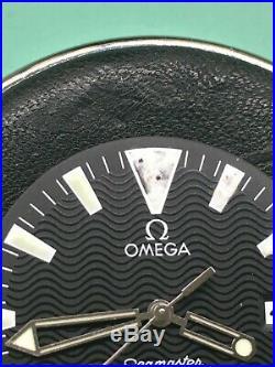 Omega dial with set hands crown Omega Seamaster 300 James Bond