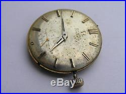 Omega its a mish mash of parts movement dial und hands