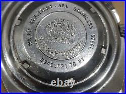 Orient KING DIVER GS469621 Automatic watch Original Case, dial, hands for parts