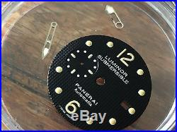 Original Panerai Luminor Submersible Tritium Dial & Hands part Parts OEM Look
