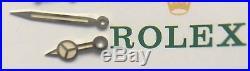 Original ROLEX VINTAGE TRITIUM HANDS SUBMARINER 5513,1680 Steel Nice Color
