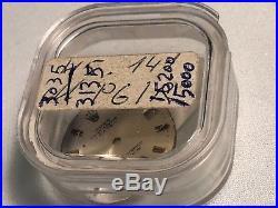 Original Rolex 1500 Oyster Perpetual Date Dial Hands & Pinion